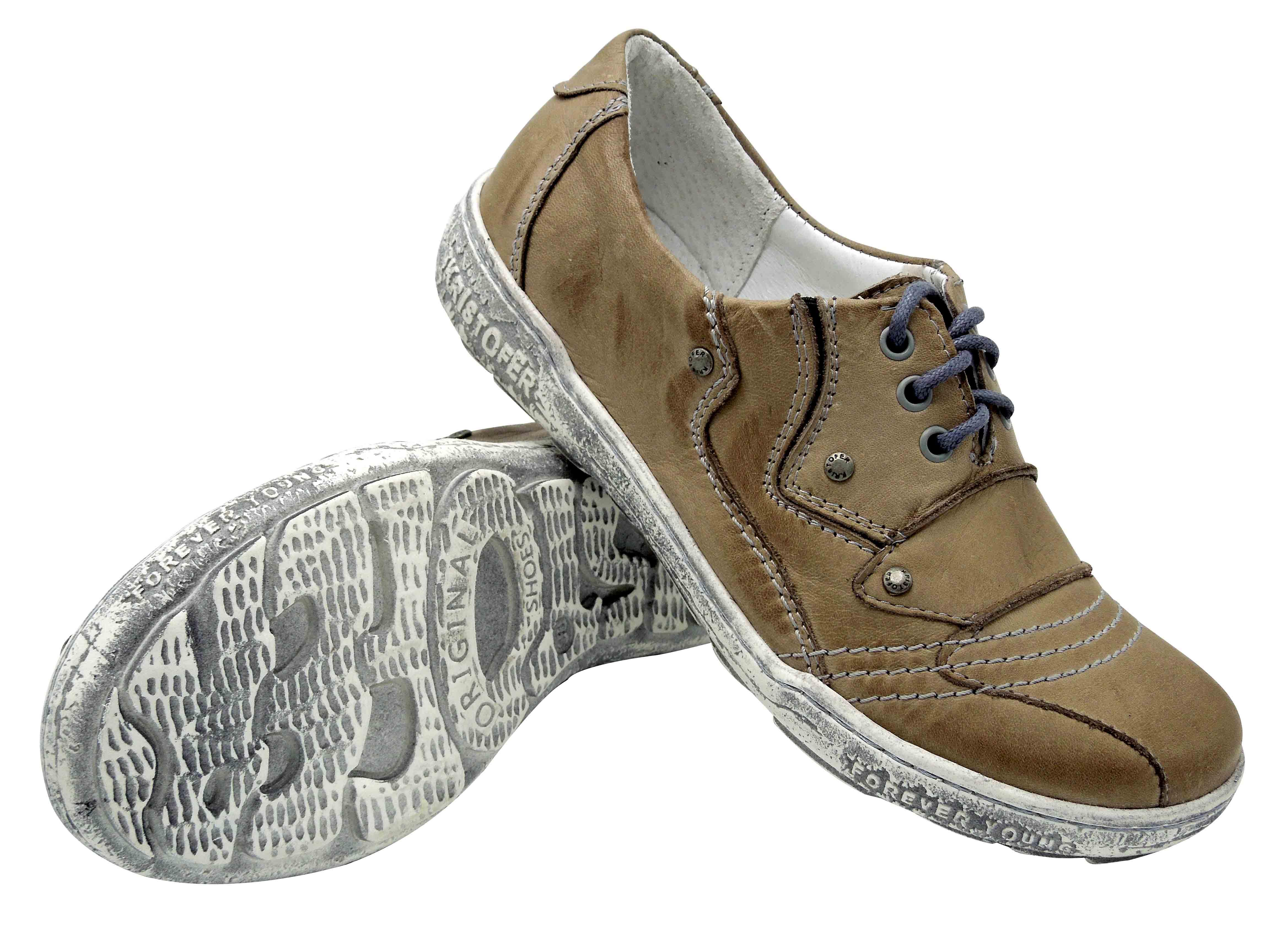 8129793bfdf1 Dámské boty Kristofer KR2047 šed-bež