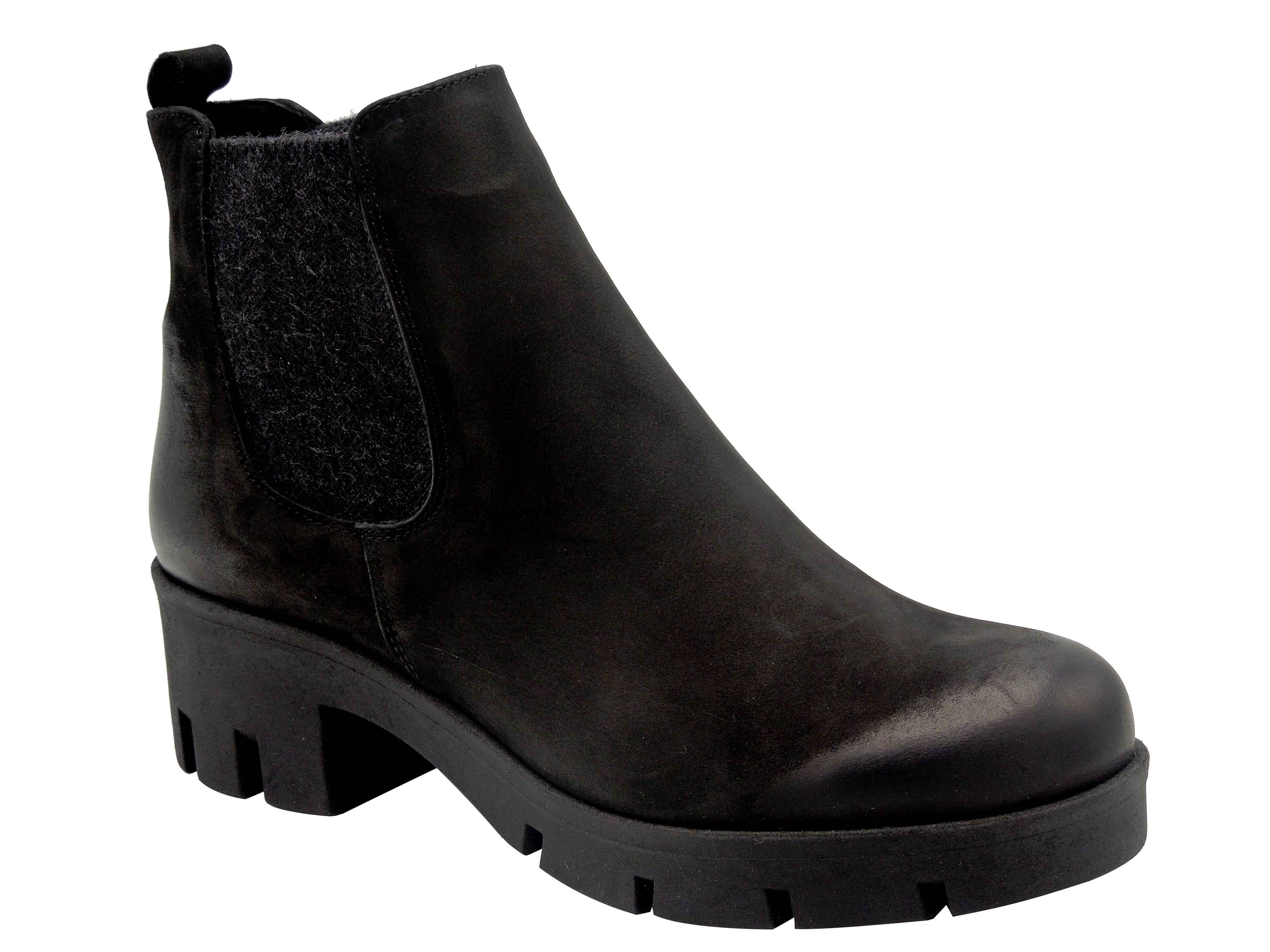 Dámská kotníková obuv - boty perka Acord 3334. 766a537559a