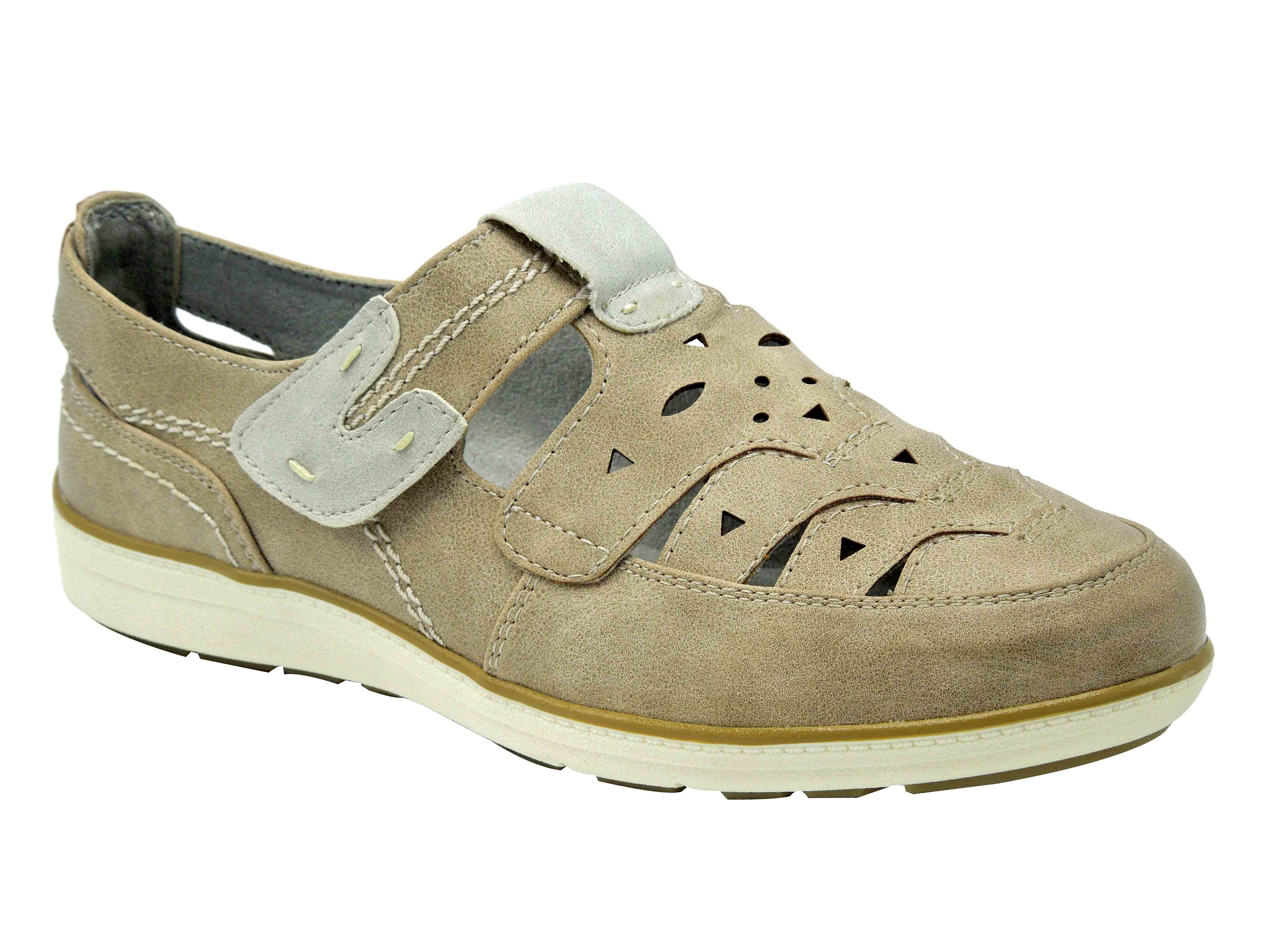 c54a4d8564a Dámská obuv Jana 8-24666-20 béžová