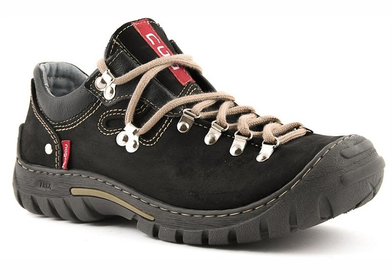 b704dece41c Pánské boty Nagaba N055 černá