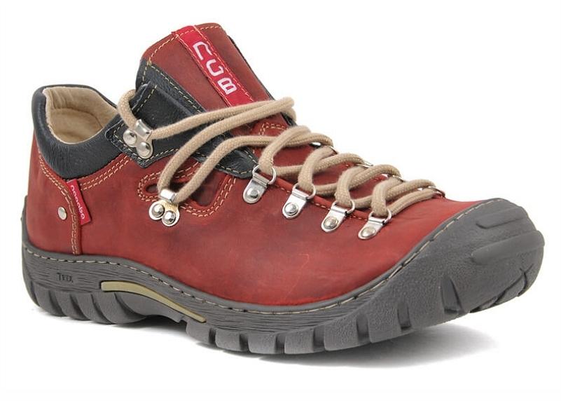 cd1f5a5d615 Pánské boty Nagaba N055 červená