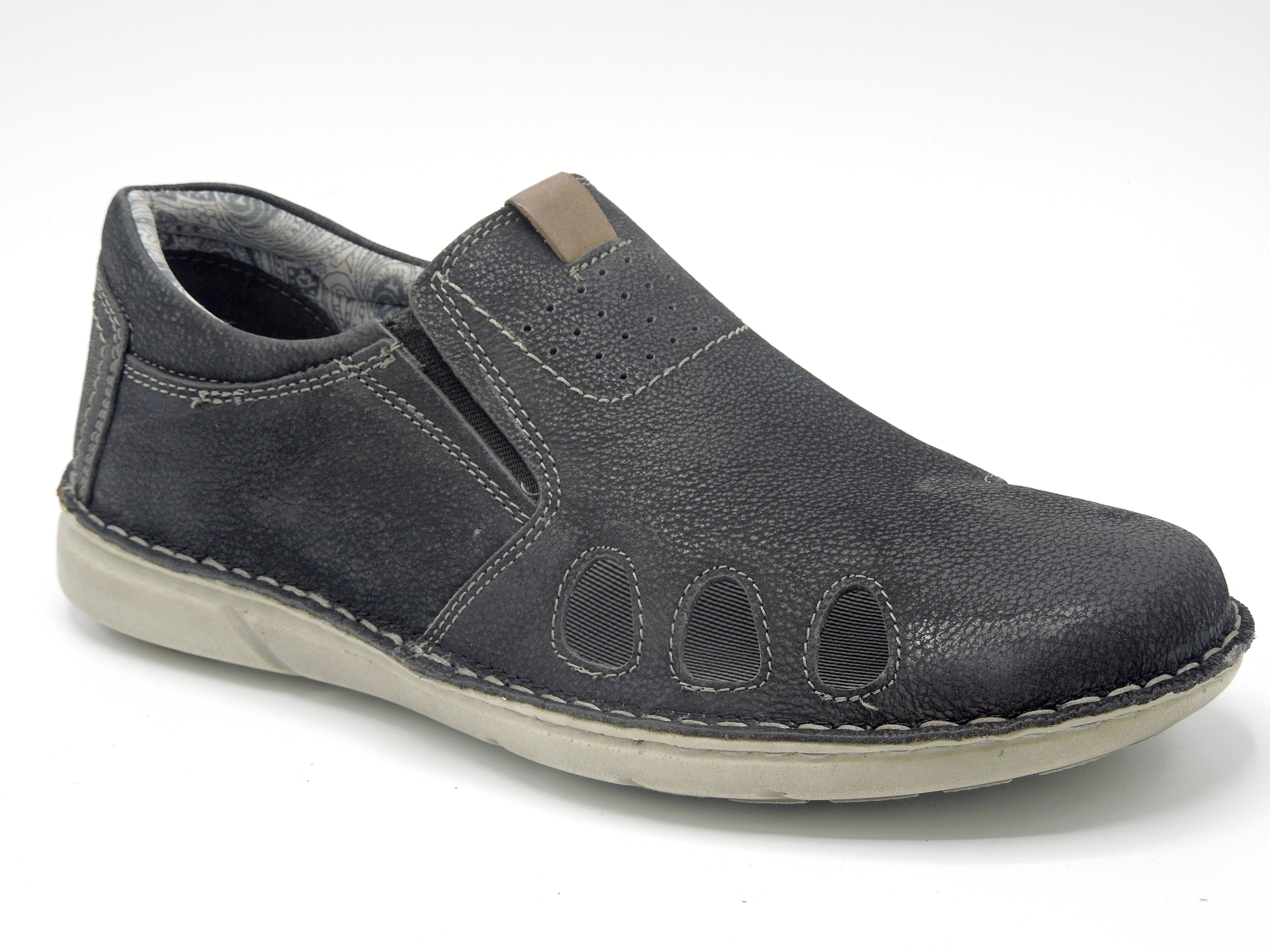 8957441b5f6b Pánské letní boty Klondike 60303 černá