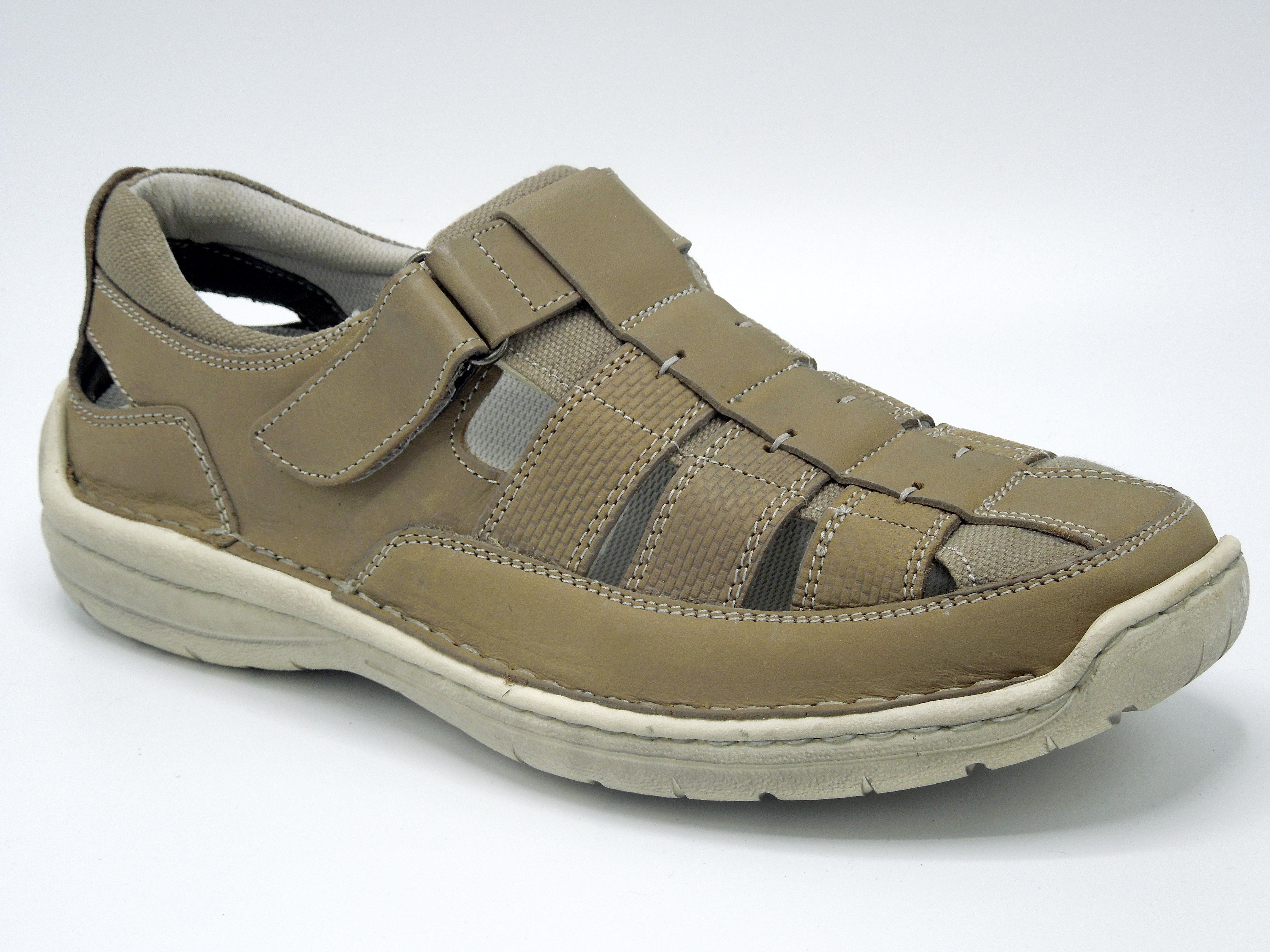 7f22dee42ef Pánské letní boty Klondike Tweet 03U béžová