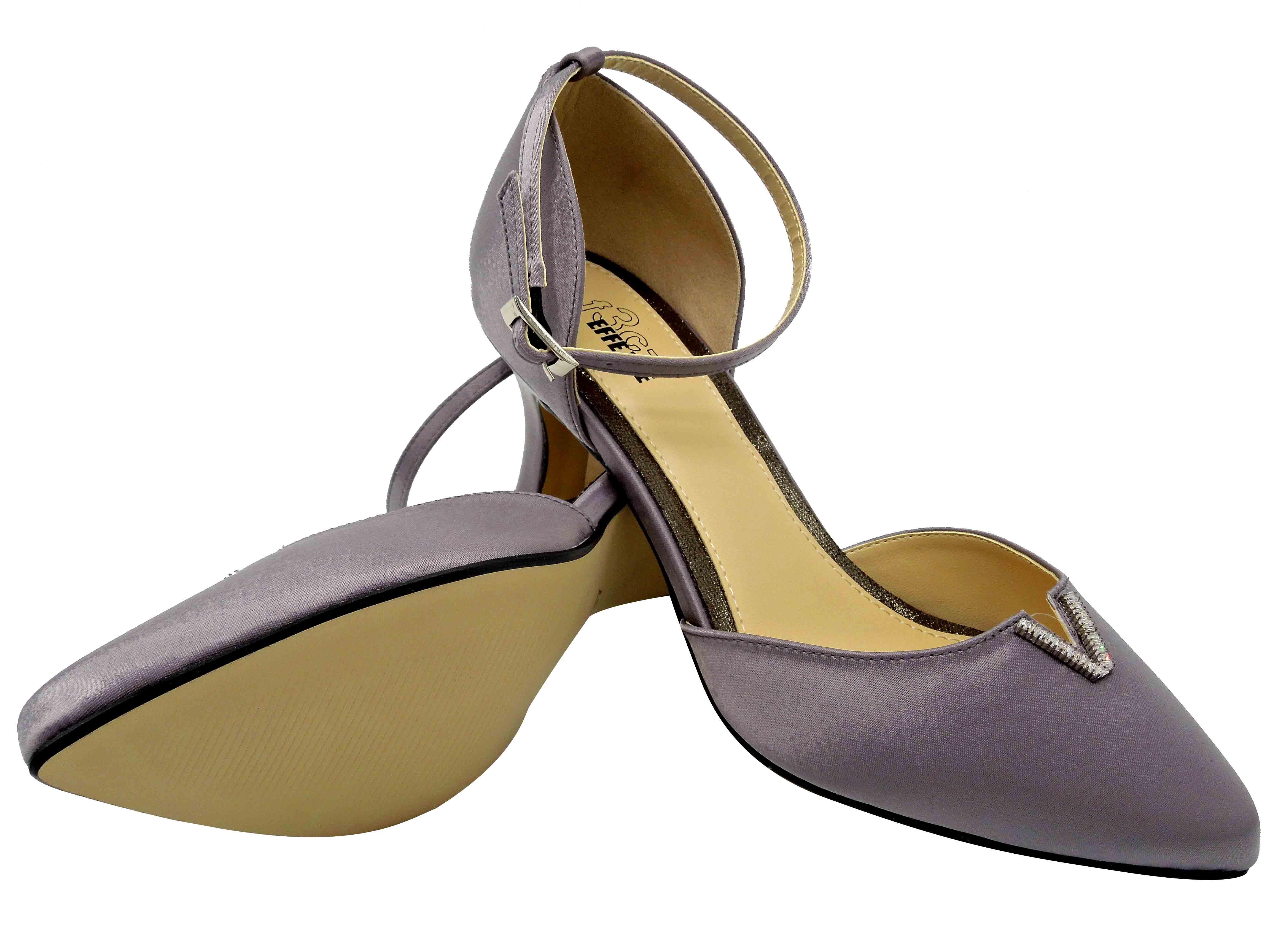 Dámské společenské boty L22914 stříbrná fdeddc9143