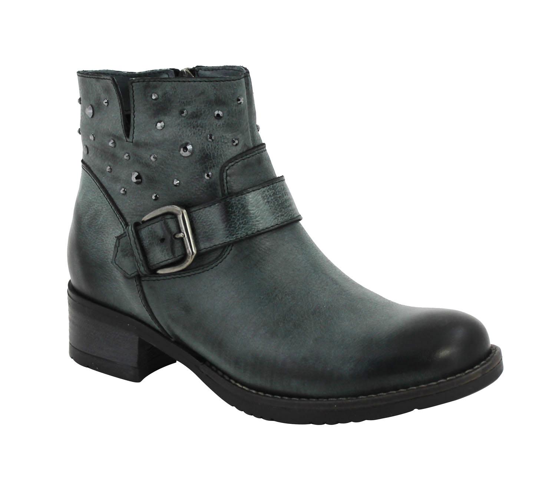 Dámské zimní boty Carinii 2247 šedá 6bbace9fb4