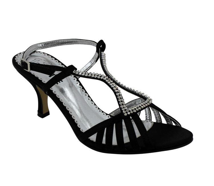 Dámské společenské boty E13013 černá empty 38d452e823