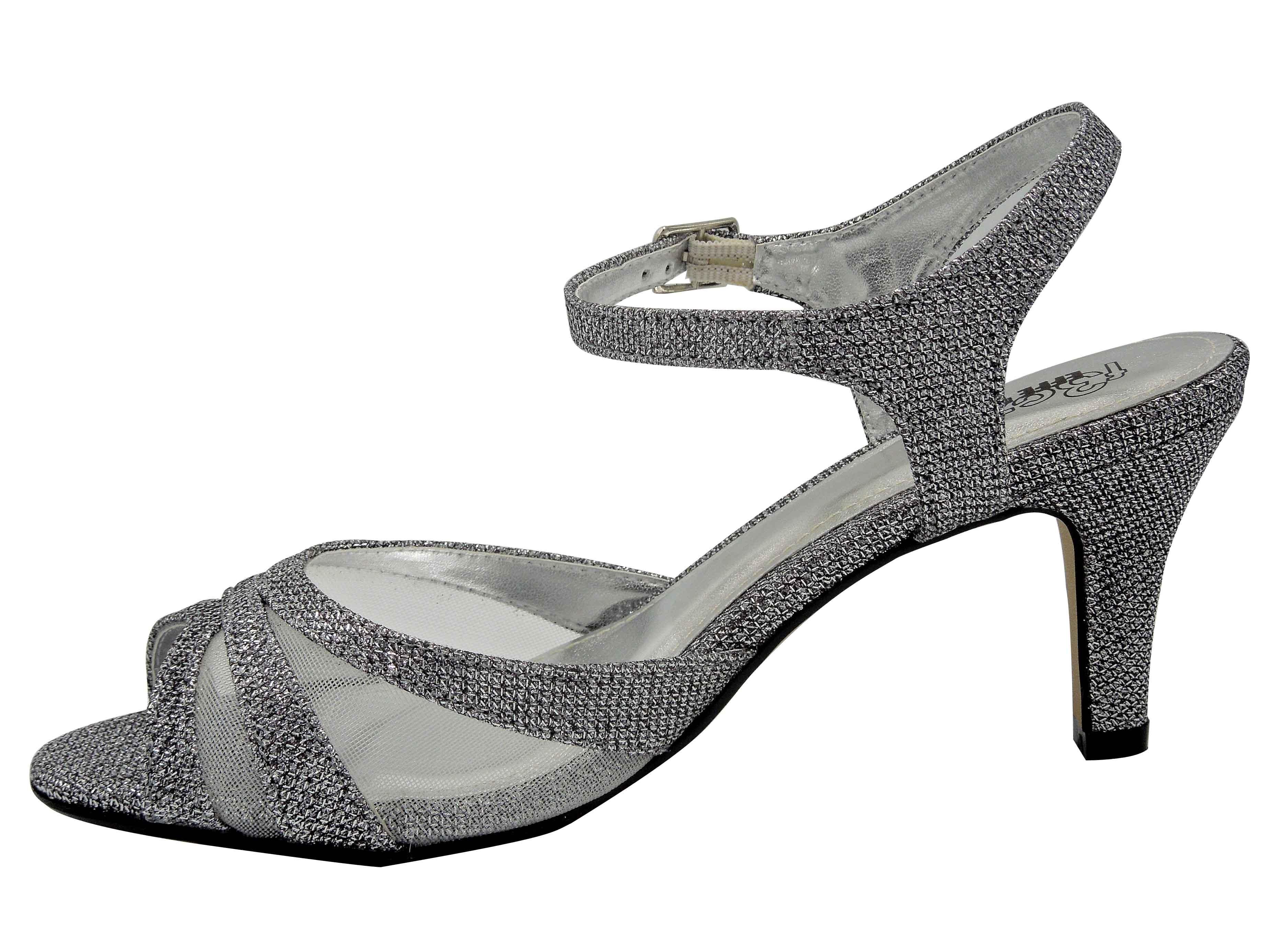 Dámské společenské boty na plesy a do tanečních. Obuv Mustang 1a7224129c