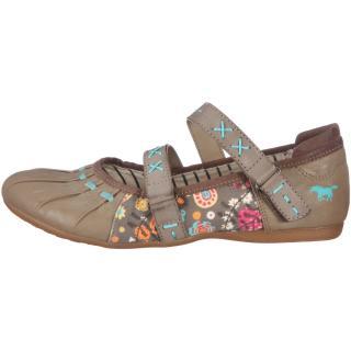 Dámské boty, baleríny Mustang 1069-201-398