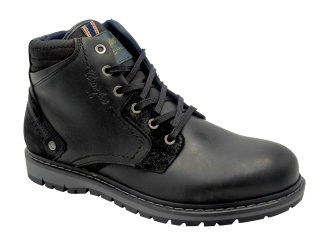 b5b7282941c Pánské boty Wrangler WM172015 černá empty