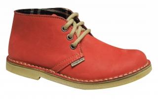 Dámské kotníkové boty Nagaba N082 červená empty ad953e0cf1