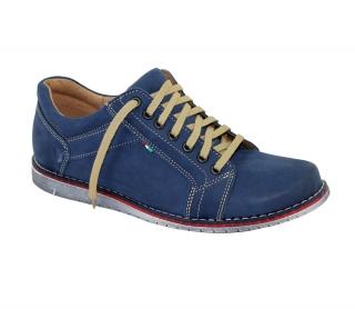 Dámské boty Fido F31 modrá empty c7ad802522