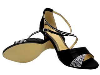 Dámské společenské boty L22919 černá empty 7f11e07cfc