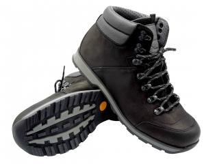 Dámské zimní boty QV1781 černá empty c038abb079