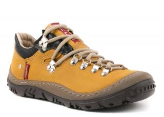 Dámské boty Nagaba N054 žlutá empty 978c2ed6bc