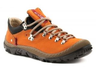 957e2fbb710 Dámské boty Nagaba N054 oranž empty