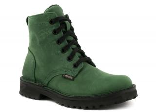 cf3bc794b627 Dámské kotníkové boty Nagaba N094 zelená empty