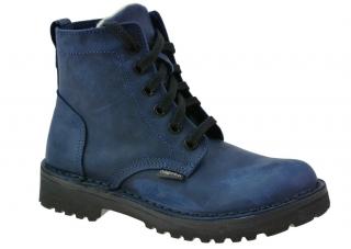 Dámské zimní boty Nagaba N094 modrá empty bc3317af50