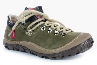 Dámské boty Nagaba N054 tm. zelená empty f9fdb6d34a